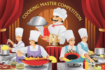 Cooking master competition
