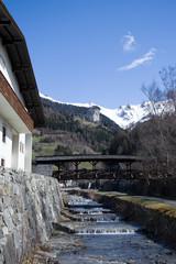 Bretterwandbach, Matrei, Österreich