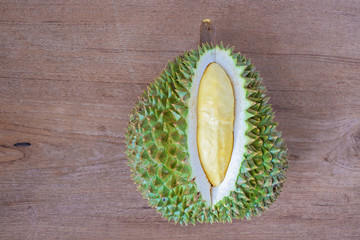 King of fruits, durian from Thailand