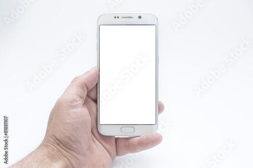 Shot of New Samsung S6 Edge - 81881107