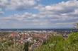Panoramablick auf Ettlingen
