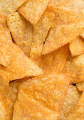 tortilla chips background