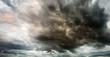 Fantastic sky presages apocalypse - 81884177