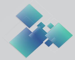 quadrati astratto