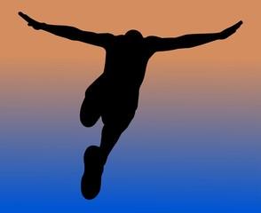 flying dive