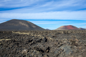 National park Timanfaya
