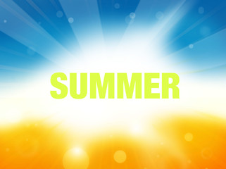 Summer Time Background