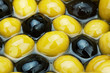 Green and black olives - 81888317