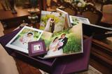 textile vintage wedding photo book album - 81888358