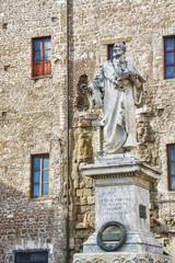Giovanni Pierluigi da Palestrina, statua commemorativa