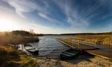 Jezioro Łąckie Duże