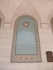 ロサンゼルス シティーホール 壁のタイル装飾