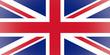 roleta: UK Flag vignetted