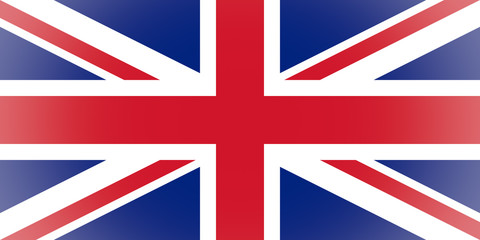 UK Flag vignetted