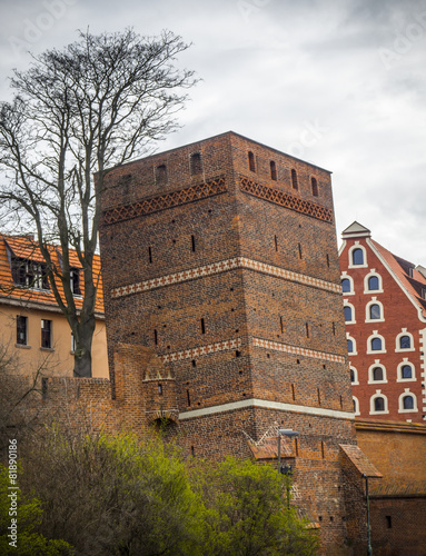 Leaning Tower of Torun (Poland) - 81890186