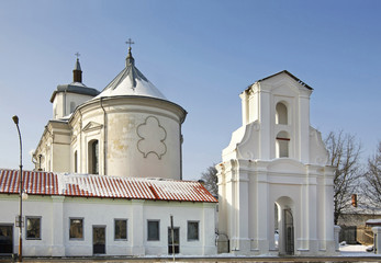 Bernardine Church of the Immaculate Conception in Slonim