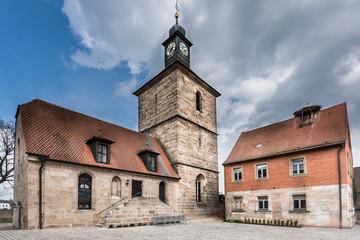 Kirche Möhrendorf