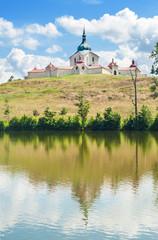 Zelena Hora church