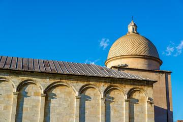 Camposanto Monumentale building in Pisa - Italy