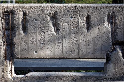 concrete refurbishment - 81896117