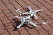 Damaged drone - 81899740