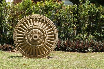sandstone craving Dhamma Wheel
