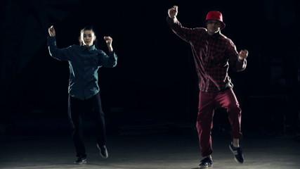 Hip Hop Moves