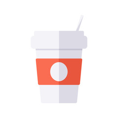 Coffee disposable cup.