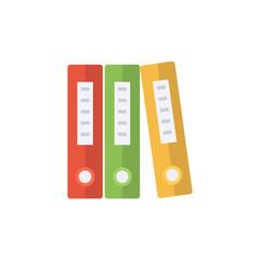 Document folders.