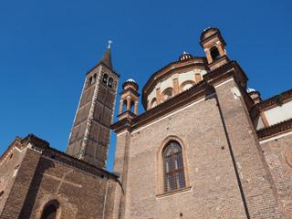 Sant Eustorgio church Milan
