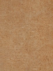 Brown burlap background