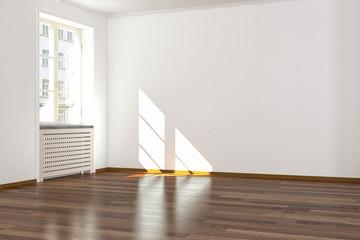 empty room - apartment - shot 1