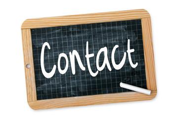 Contact - Ardoise
