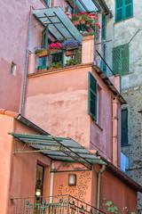 monterosso cinque terre old house