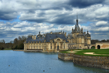 Castello di Chantilly Francia