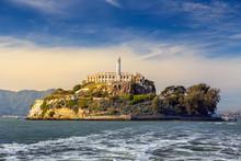 """Постер, картина, фотообои """"Alcatraz Island in San Francisco"""""""