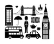 London icons - 81912339