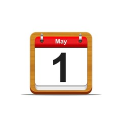 May 1.