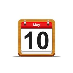 May 10.