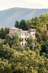 Ceccano vista castello