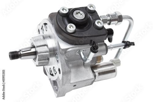 canvas print picture automotive fuel injection pump for diesel engines