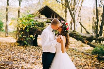 wedding brides walk