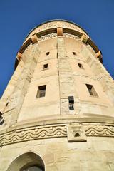 Le château d'eau de la Gare de Metz