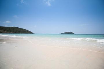 Beach sattahip, chon buri Thai country.