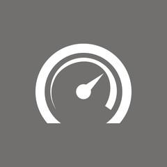 Icono velocímetro FO
