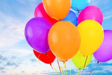 Balloon. Bunch of Balloons