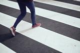 Fototapety Zebra crossing