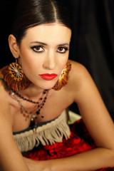 Giovane donna Sicula