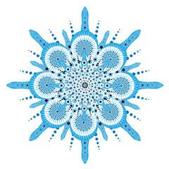 Big Mandala illustration