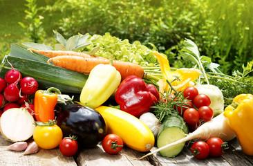 Gemüse - Sommer